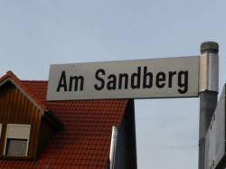 Am Sandberg