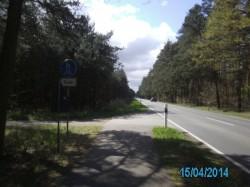 Radweg Zicherie Croya