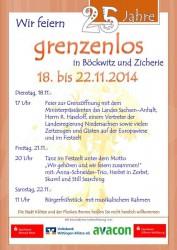 Grenzfest 2014