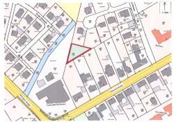 Lageplan Veraeusserung Dreieck B-Plan Ohresee